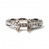 Verragio Platinum Diamond Engagement Ring Mounting ENG0260