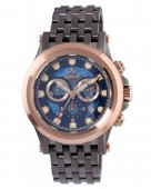 Reactor Einstein Chronograph with Navy Dial