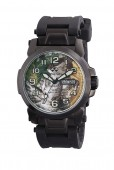 Reactor Atom Watch with Real Tree Camo Dial and Black Rubber Strap