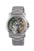 Reactor Atom Watch with Real Tree Camo Dial and Stainless Steel Bracelet