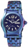 Reactor Ladies Curie Eggplant Ionized  Watch
