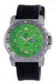 Reator Gents Meltdown 2 Acid Green Dial with Black Gryphon Strap