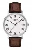 Tissot Everytime Medium w/ White Roman Dial