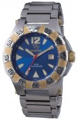 Reactor Gamma 2 Blue Dial Watch