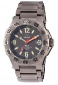 Reactor 2 Gamma Titanium Smoke Dial Watch