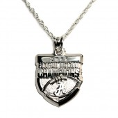 University Of Alabama 2011 National Championship Pendant Necklace