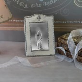 Beatriz Ball Baby Cross Frame (4X6)