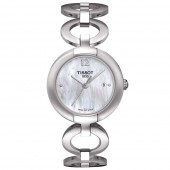 Tissot Pinky Lds Ss Br Wh