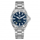 Aquaracer 300M Steel Bezel Calibre 5 Automatic Watch