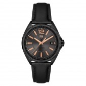 TAG Heuer Formula 1 Lady Black & Rose Gold Quartz Watch