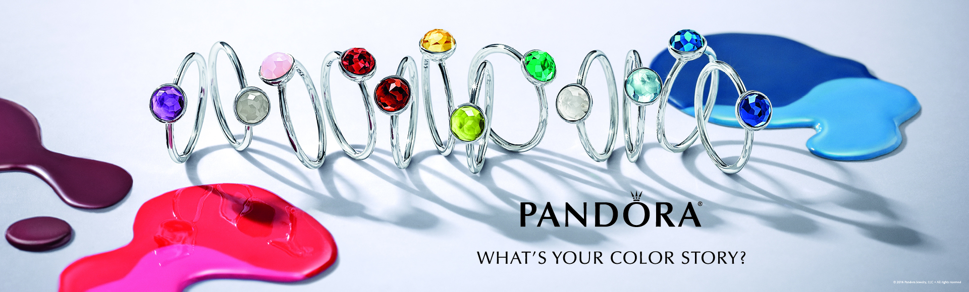 Pandora - What's Your Color Story?